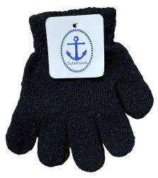 24 Units of Yacht & Smith Kids Warm Winter Colorful Magic Stretch Gloves Ages 2-5 - Kids Winter Gloves