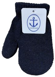 48 Units of Yacht & Smith Kids Warm Winter Colorful Magic Stretch Mittens Age 2-8 - Kids Winter Gloves