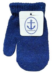 36 Units of Yacht & Smith Kids Warm Winter Colorful Magic Stretch Mittens Age 2-8 - Kids Winter Gloves