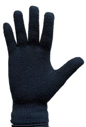 24 Units of Yacht & Smith Unisex Black Magic Gloves - Knitted Stretch Gloves