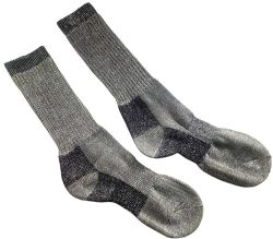 4 Units of Yacht & Smith Womens Terry Lined Merino Wool Thermal Boot Socks - Womens Thermal Socks