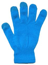 12 Units of Yacht & Smith Unisex Winter Texting Gloves, Warm Thermal Winter Gloves (12 Pack Neon) - Conductive Texting Gloves
