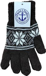 48 Units of Yacht & Smith Winter Beanies & Gloves For Men & Women, Warm Thermal Cold Resistant Bulk Packs - Knitted Stretch Gloves