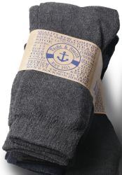 60 Units of Yacht & Smith Men's Winter Thermal Socks Size 10-13 - Mens Thermal Sock