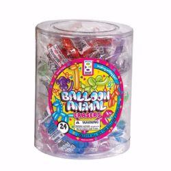 48 Wholesale Balloon Eraser Animals