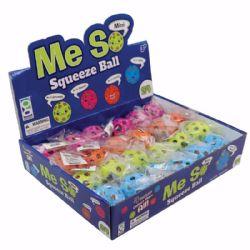 48 Wholesale Me So Mini Squeeze Balls