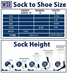 12 Units of Yacht & Smith Kids Cotton Quarter Ankle Socks In Black Size 6-8 - Boys Ankle Sock