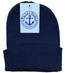 72 Units of Yacht & Smith Kids Winter Beanie Hat Assorted Colors - Winter Beanie Hats