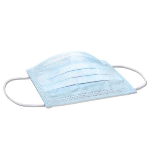 100 Bulk Disposable 3ply Surgical Face Cover