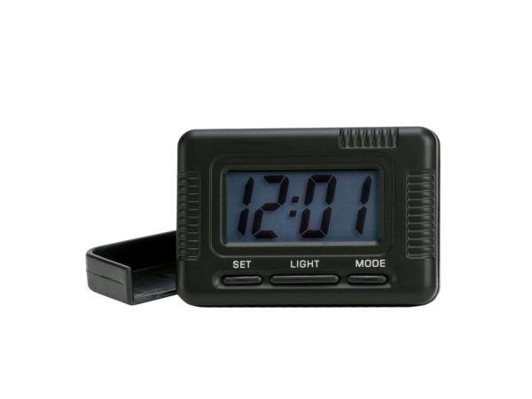 36 Bulk Digital Clock Black