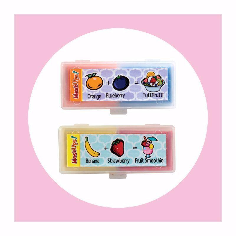 10 Bulk 2ct. Mash Ups Scented Kneaded Erasers