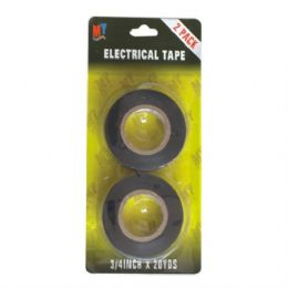 72 Units of TapE-Electrical Tape 2 Pieces - Padlocks and Combination Locks