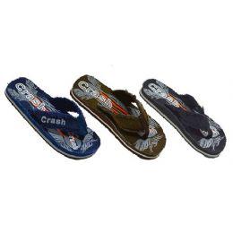 36 Units of Boys Sandal - Boys Flip Flops & Sandals