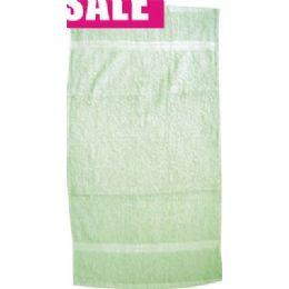 "144 Units of Towel Sage 25""""x16 - Towels"