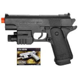 120 Bulk P0623a Airsoft Pistol W/laser & Flashlight