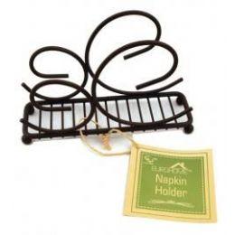12 Units of Bronze Napkin Holder - Napkin and Paper Towel Holders