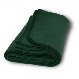 30 Units of Promo Fleece Blankets In Forest - Fleece & Sherpa Blankets