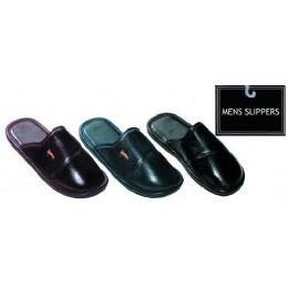 36 Units of Mens Winter Slipper - Men's Slippers