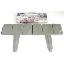 48 Units of 2 Pack Garden Fence - Garden Tools