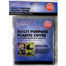 36 Units of Multi Purpose Plastic Cover - Hardware Products