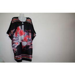 72 Units of Ladies Silky Night Gown - Women's Pajamas and Sleepwear