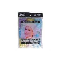 72 Bulk Shower Cap 10pk