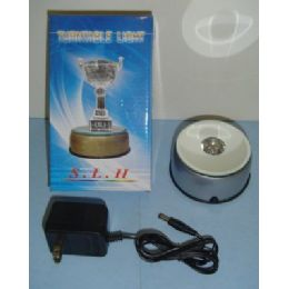 48 Units of Small Electric Rotating Base - Electrical