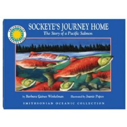 56 Wholesale Smithsonian Oceanic Collection Series Sockeyes Journey Home