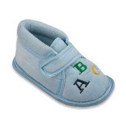 36 Wholesale Infant's Terry Shoes