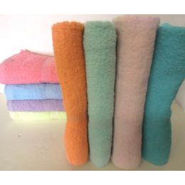 48 Units of 27x54 Large Beach Towel 15lb Per Dz. - Towels