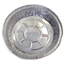500 Units of 8 Inch Aluminum Round - Aluminum Pans