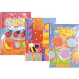 "60 Bulk Address Book Funny Glitter 5""x7"""