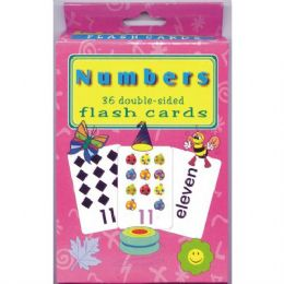 48 Bulk Flash Cards - Learn Your Numbers