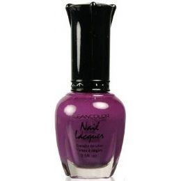 72 Units of Clean Color Nail Poilsh Number 73 True Purple - Nail Polish