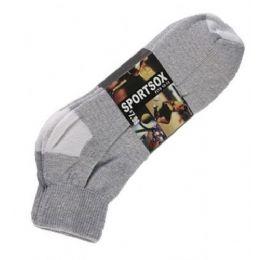 60 Units of Mens 3 Pack Tube Sock Size 10-13 - Mens Tube Sock