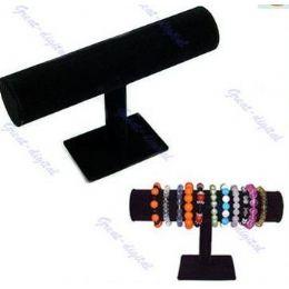 48 Units of Jewelry Bracelet Display Single Bar - Displays & Fixtures