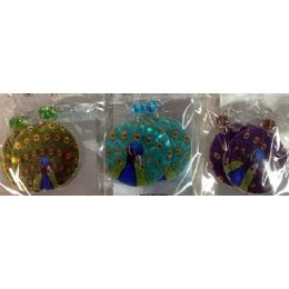 120 Units of Shell Peacock Design Earring - Earrings