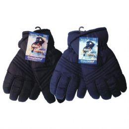 48 Bulk Winter Ski Glove Men hd