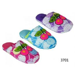 60 Units of Ladies Winter Slippers - Women's Slippers