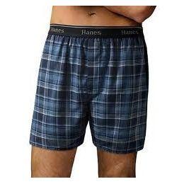 24 Units of Hanes Men's 3pk. Color Boxer Shorts - Mens Underwear