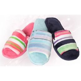 36 Units of Terry Womens Slippers - Women's Slippers