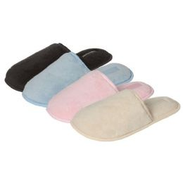 36 Units of Terry Women's Slippers - Women's Slippers