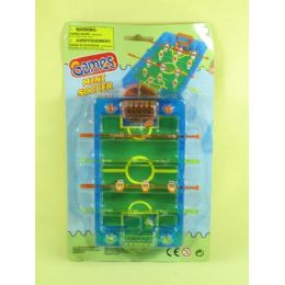 96 Units of Mini Soccer Game Set - Dominoes & Chess
