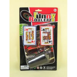 144 Units of Funny Roulette Game - Card Games