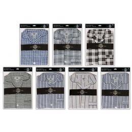 36 Units of Mens Cotton Pajama Set - Mens Pajamas