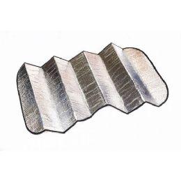 48 Units of Wholesale Metallic Sunshade - Auto Sunshades and Mats