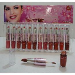 144 Units of Lip Stick/lip Gloss Combo - Lip Gloss
