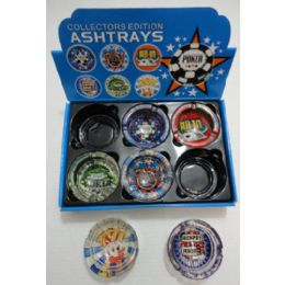 48 Units of Collector's Edition Ashtray *poker - Ashtrays