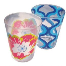 36 Units of Tumbler Printed 15oz - Plastic Drinkware