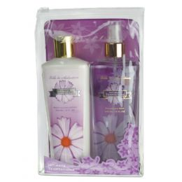 12 Units of 2 Piece Gift Set Intimate Temptations - Perfumes and Cologne
